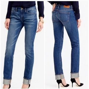*J. Crew Selvedge Matchstick Jeans Size 26